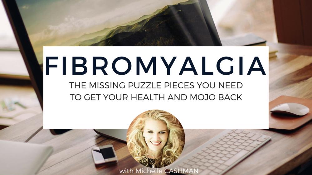 Fibromyalgia Webinar