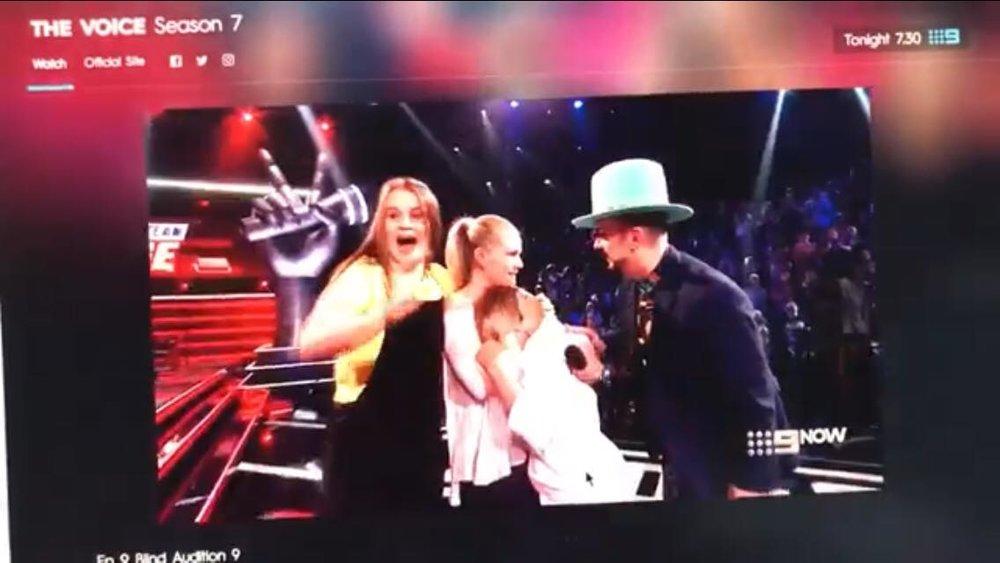 The Voice Australia Season 7 Michelle Cashman