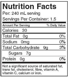 Nutritional Facts - True Buch.JPG