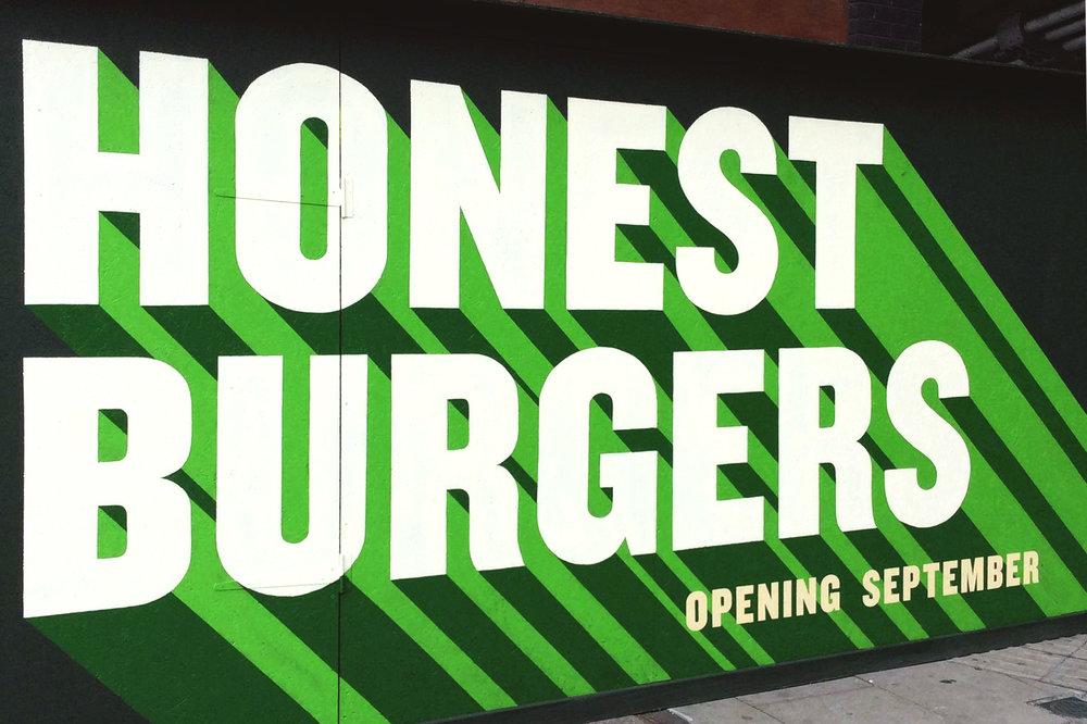 Honest Burgers Hammersmith