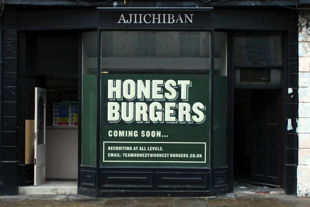 Honest Burgers Greenwich