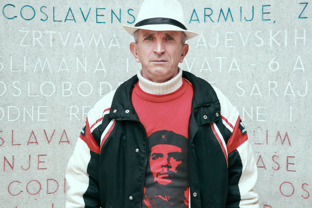 """""""The Silent Courage of a Man from Kratina"""" by Amila Avdukić and Vedran Vojinović"""