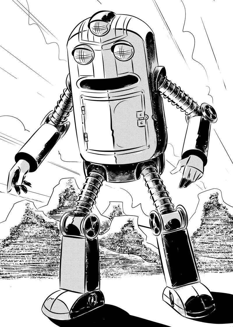 ROBO-INKS