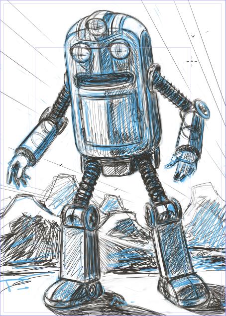ROBO PENCILS 2