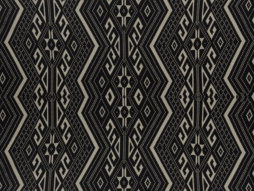 Tribal Aztec black