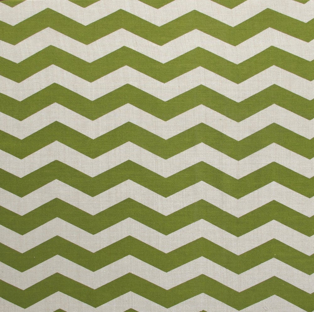 Lazy Chevron green