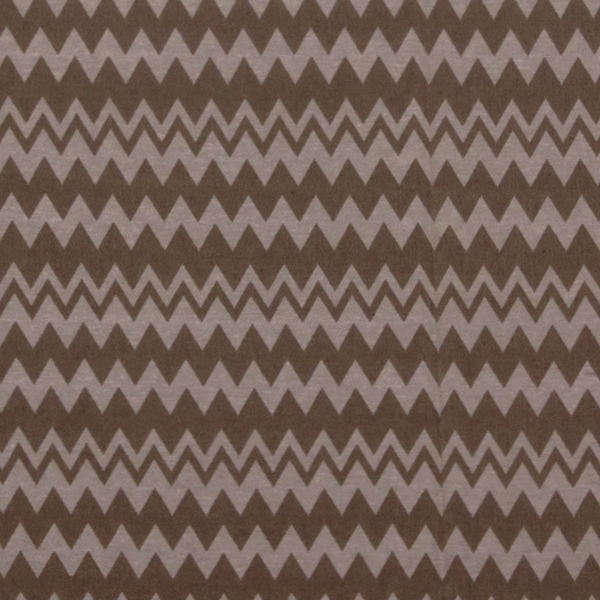 Chevron beige/brown