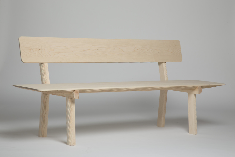Mark Laban - Rough with the Smooth Bench
