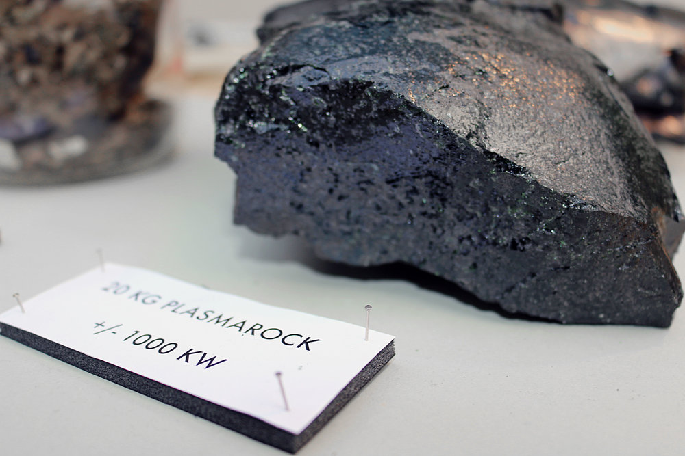 Inge Sluijs -'Plasma Rock'