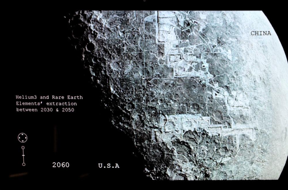 Margaux Hendriksen -'Space Mining'