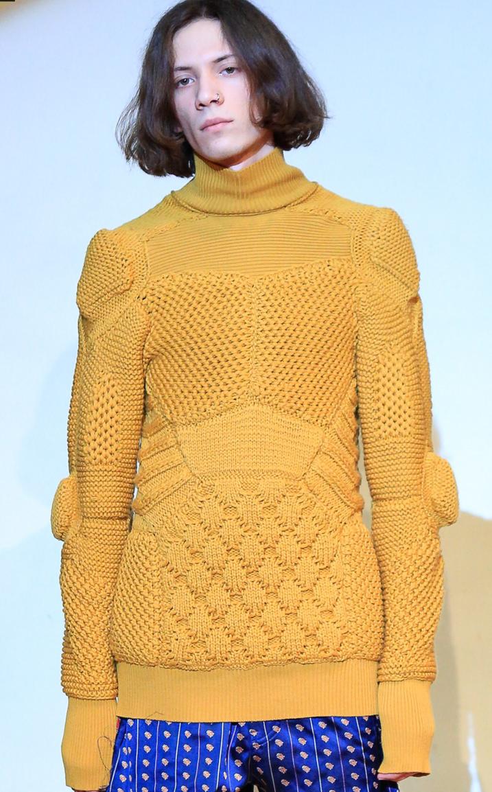 Sasha Kanevski (Fall 2017)