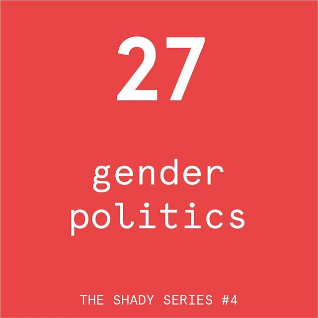 'The Shady Series' continues tomorrow, opening the discussion on Gender Politics - are you pro-noun? ⠀ .⠀ Head over to thecrossing.london tomorrow to check it out.⠀ .⠀ . .⠀ .⠀ #thecrossinglondon #crossinglondon #madeincsm #culturegram #artlovers #finearts #londonart #art #fineart #design #graphicdesign #shadyseries #society #gender #politics #centralsaintmartins