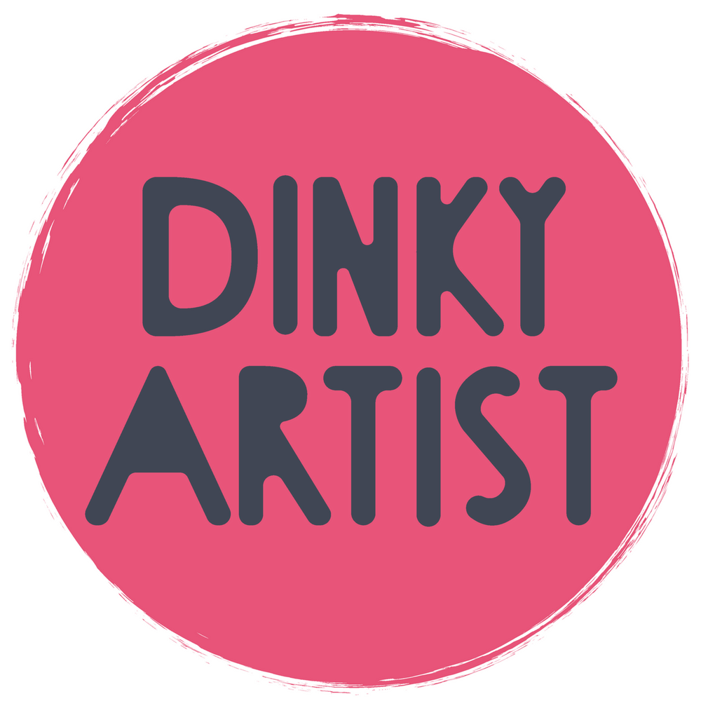 Image result for dinky artists logo