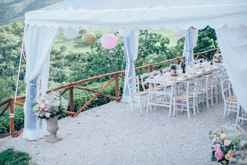Destination wedding venue Italy