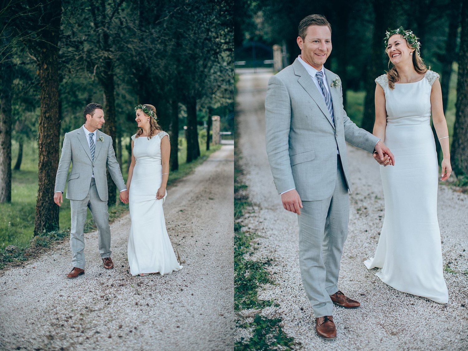Under the Tuscan Sun // Holly and Richard and their Wedding in ...