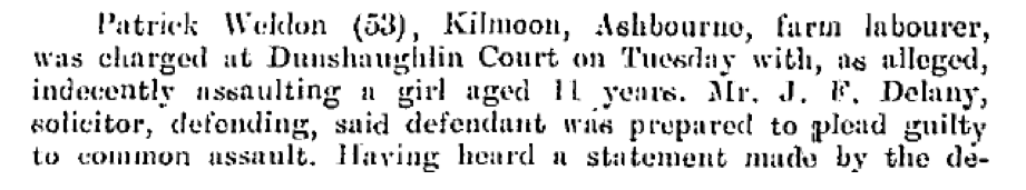 Meath Chronicle July 22nd, 1950