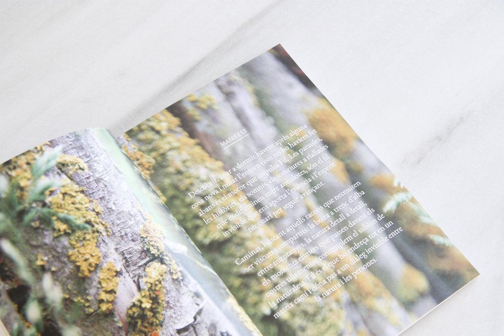 Editorial   Conceptos como el territorio, la identidad o la cultura se desarrolla un proyecto de gestión cultural centrado en mostrar aquellos aspectos más sensibles de la comarca de Osona.