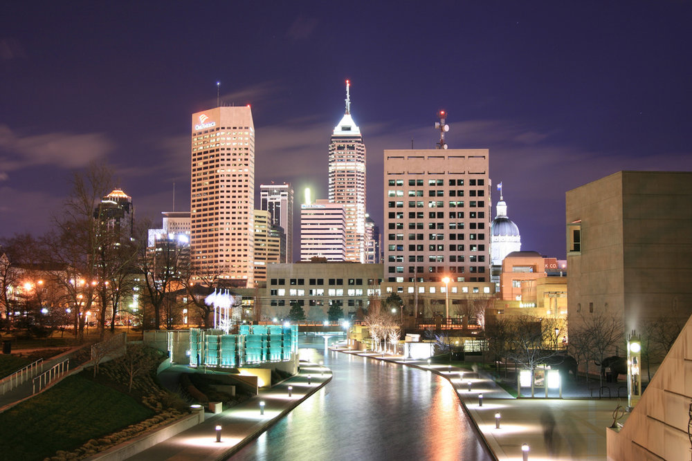 Indy Skyline from Canal_Night.jpg