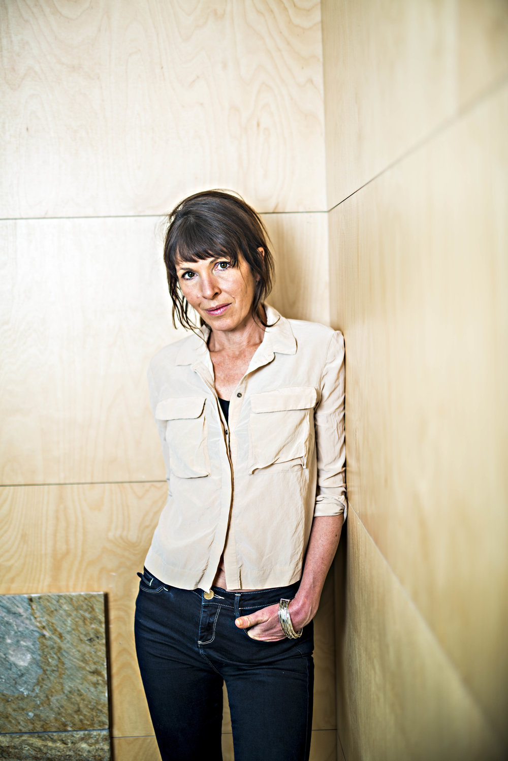 Business Portraiture - Rachel Cusk