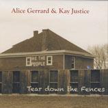 Alice Gerrard & Kay Justice  Tear Down the Fences