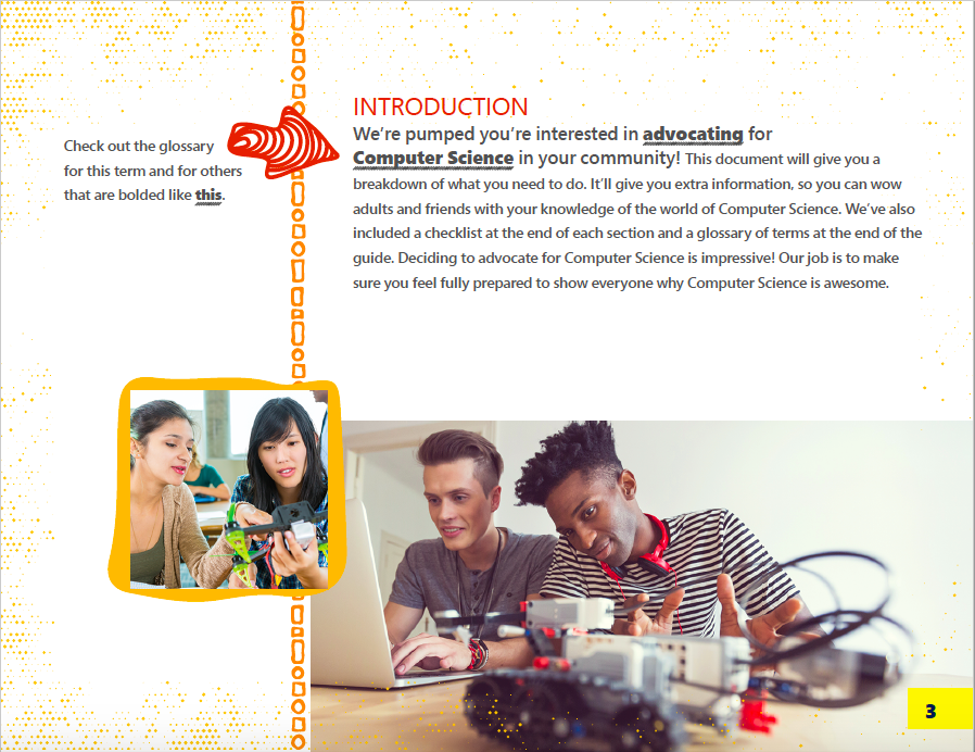 """The Solution - After fielding original research in multiple countries to identify optimal messaging for marketing STEM to young people, we built Microsoft YouthSpark's new communications narrative and applied this messaging platform to their outreach materials – from Hour of Code to DigiGirlz. We also created its created the """"Everyone Starts Somewhere"""" campaign and recruited top YouTube influencers Fine Brothers and iJustine to promote its outreach initiatives, like Hour of Code. Finally, we developed an advocacy platform to amplify young people's requests for STEM education in their schools, in their communities, and nationally."""