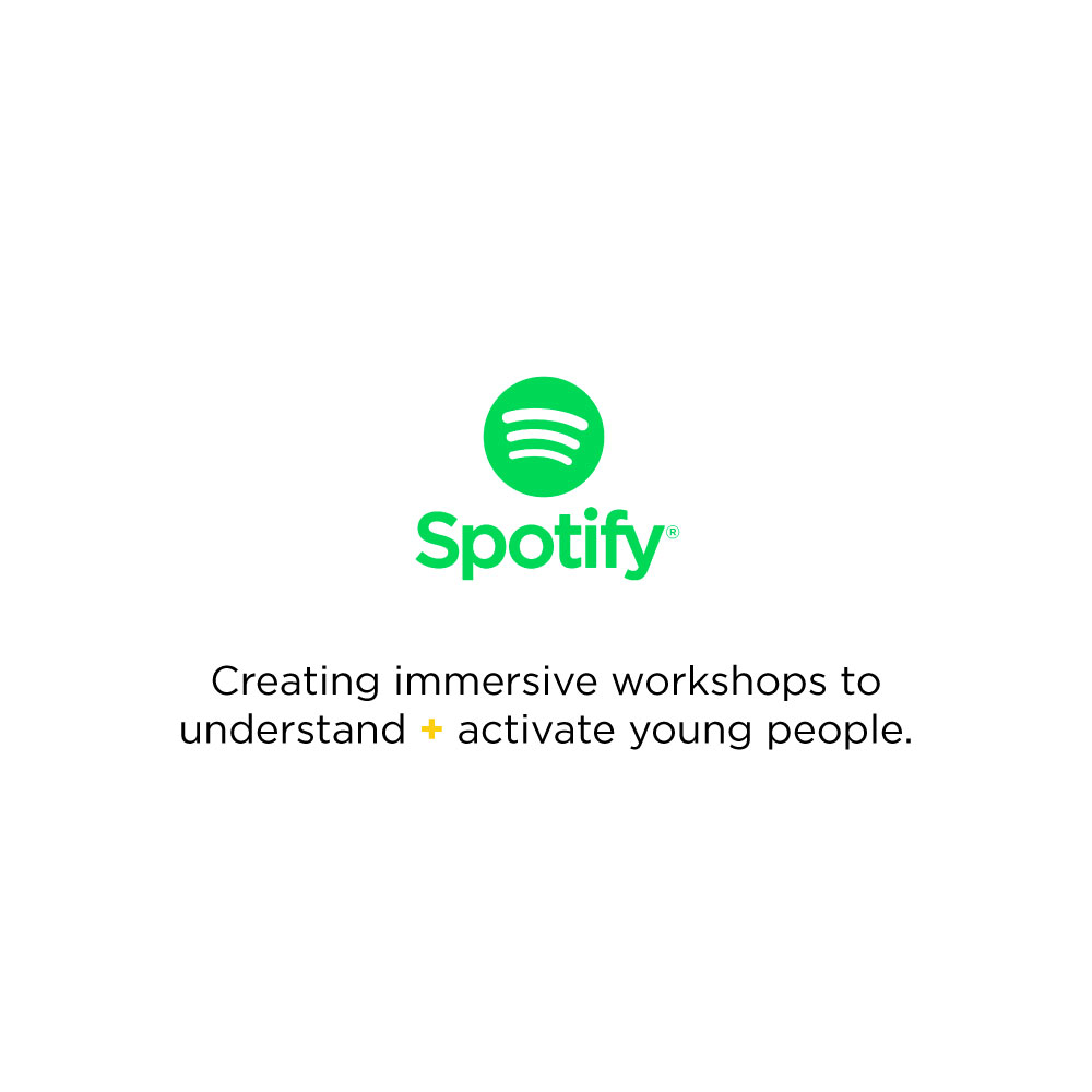 Spotify - DoSomething Strategic