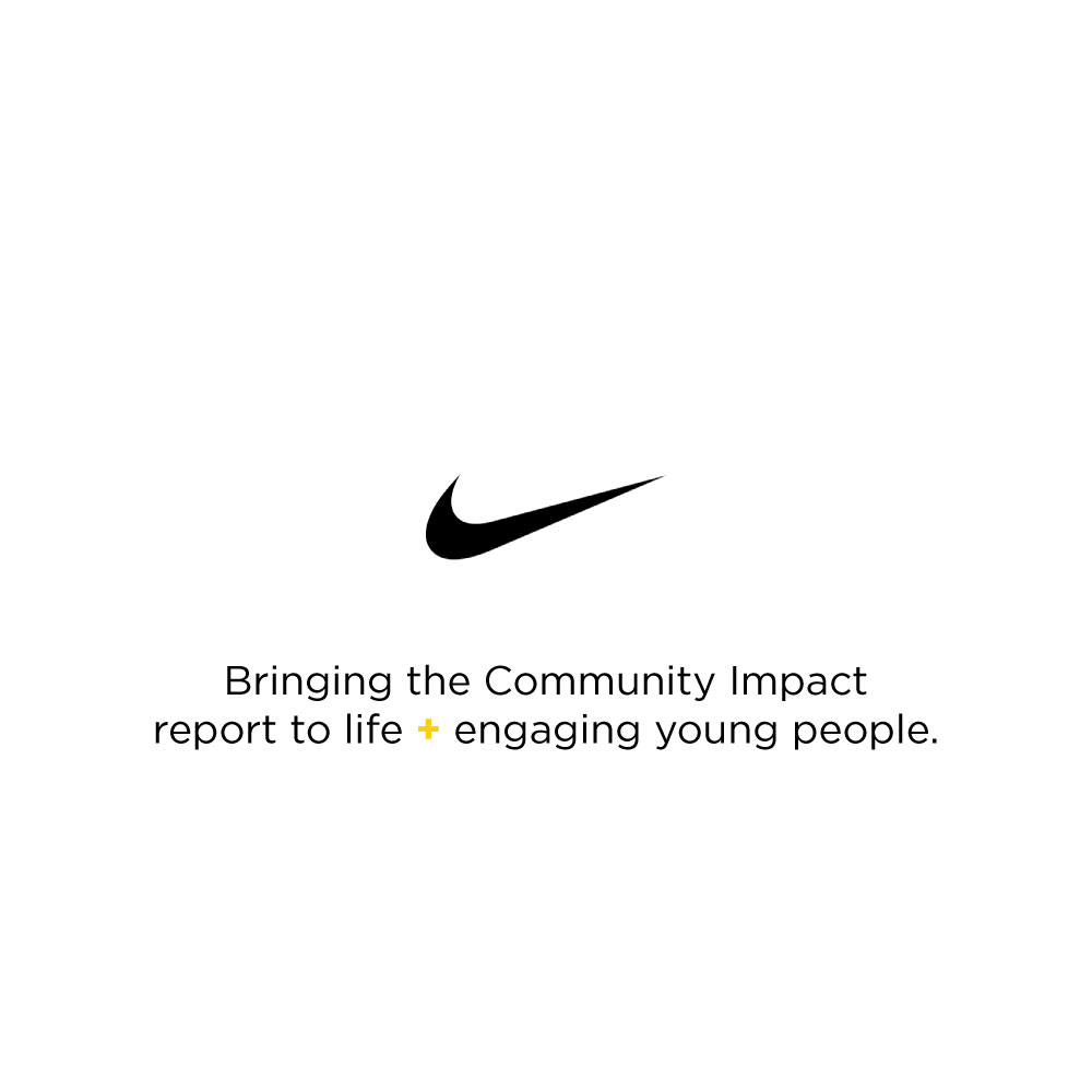 Nike Strategy - DoSomething Strategic