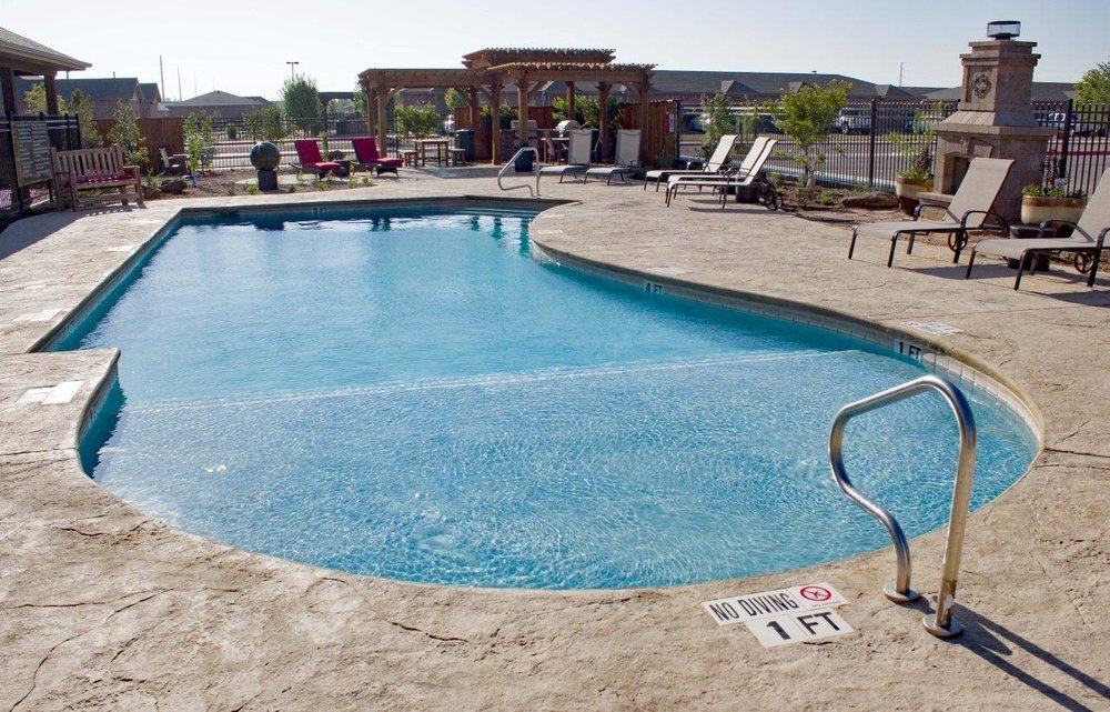 Pool Area near Clubhouse - view 2