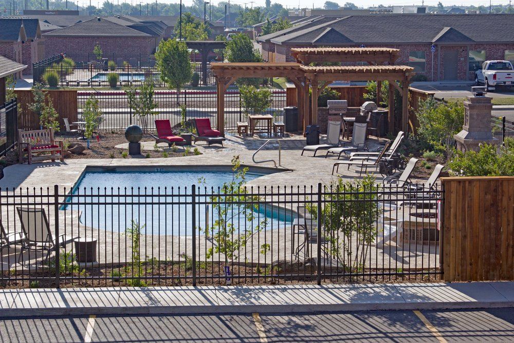 Pool Area near Clubhouse - view 1