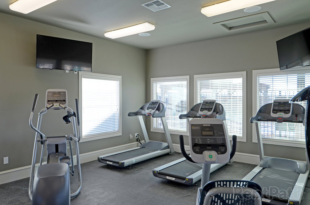 Exercise Facility - view 2