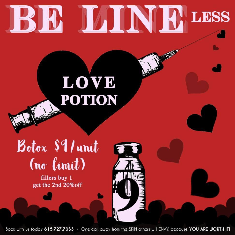 Valentine's - Be Line Less - by Skin Envy MD Nashville.jpg