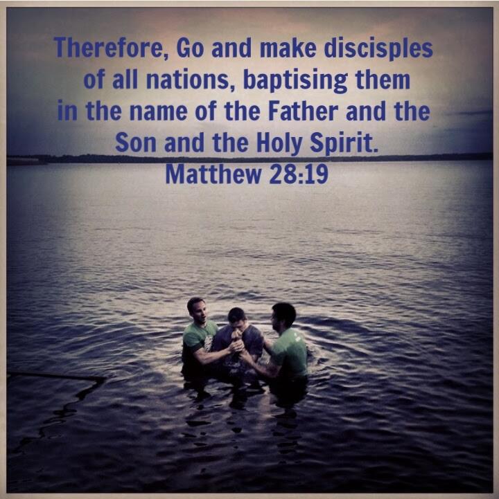 Bray Baptisms
