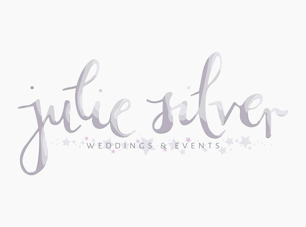 Julie Silver - Branding | Website design