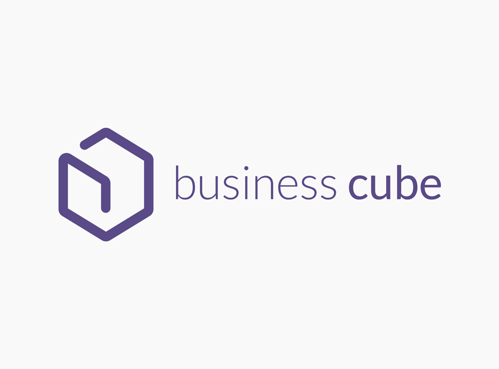 Business Cube - Art Direction | Branding | Website design