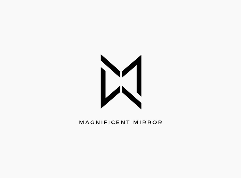 Magnificent Mirror - Logo Design
