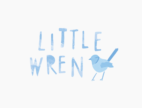 Little Wren - Logo Design | Branding | Commercial Materials | Website Design & Build