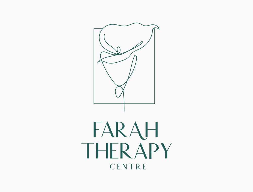 Farah Therapy Centre - Logo Design | Branding | Art Direction | Commercial Materials | Website Design & Build