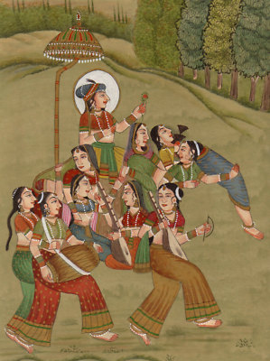 Indian-Composite-Art-Motif-Nava-Nari-Kunjara-in-Mughal-Miniature-Style-on-Paper-200756133836-5.jpg