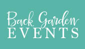Back Garden Events