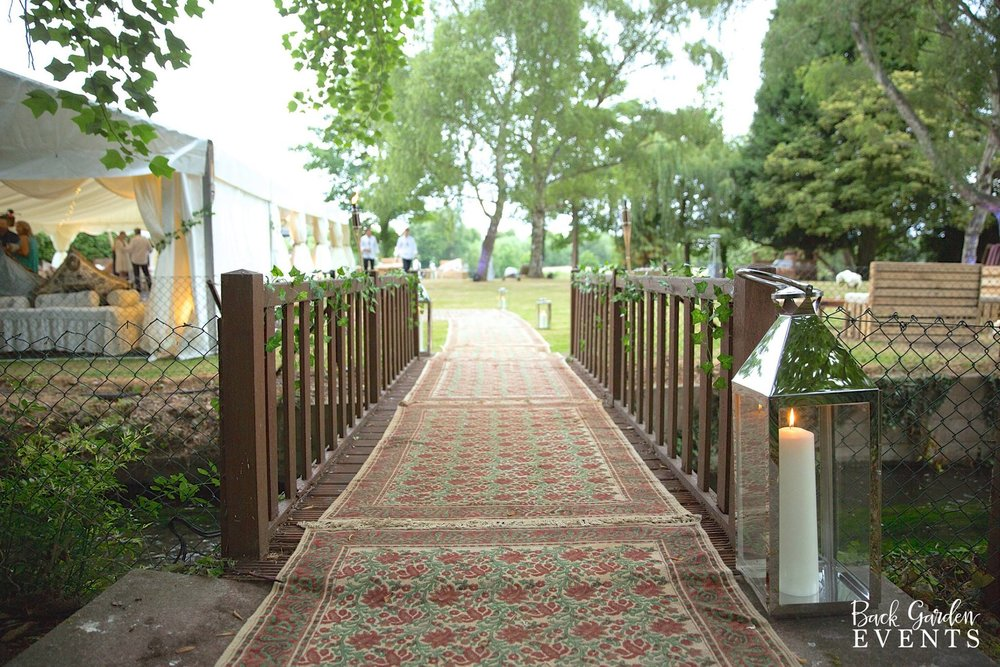 Welcome to Windsor [Back Garden Events]