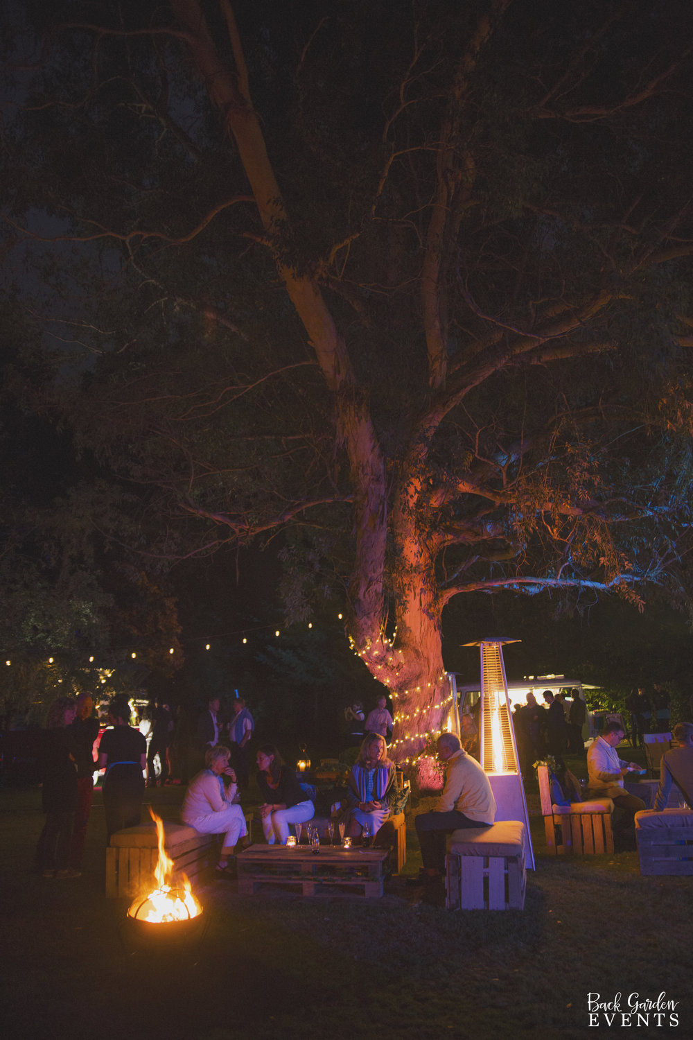 Garden Party Festival - Back Garden Events & Weddings