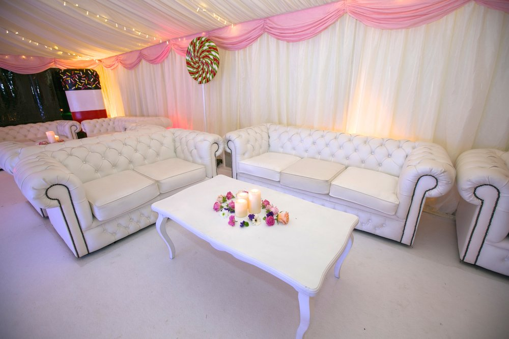 Themed Furniture Hire