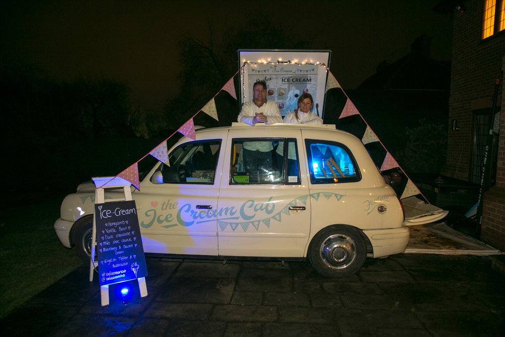 Ice Cream Van Party Hire