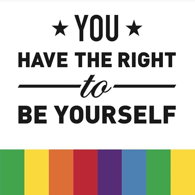 Today is International Human Rights Day! Treat everyone as your equal!