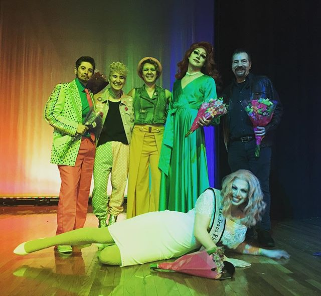 Can we talk about how amazing the @jwupridealliance1819 8th Annual Drag Show was this past weekend! So proud of all the performers and attendees for helping to raise over $900 for @projectfearlessri !