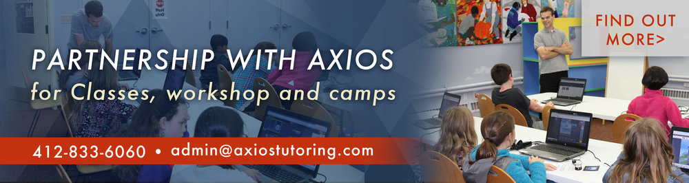 Partner with Axios