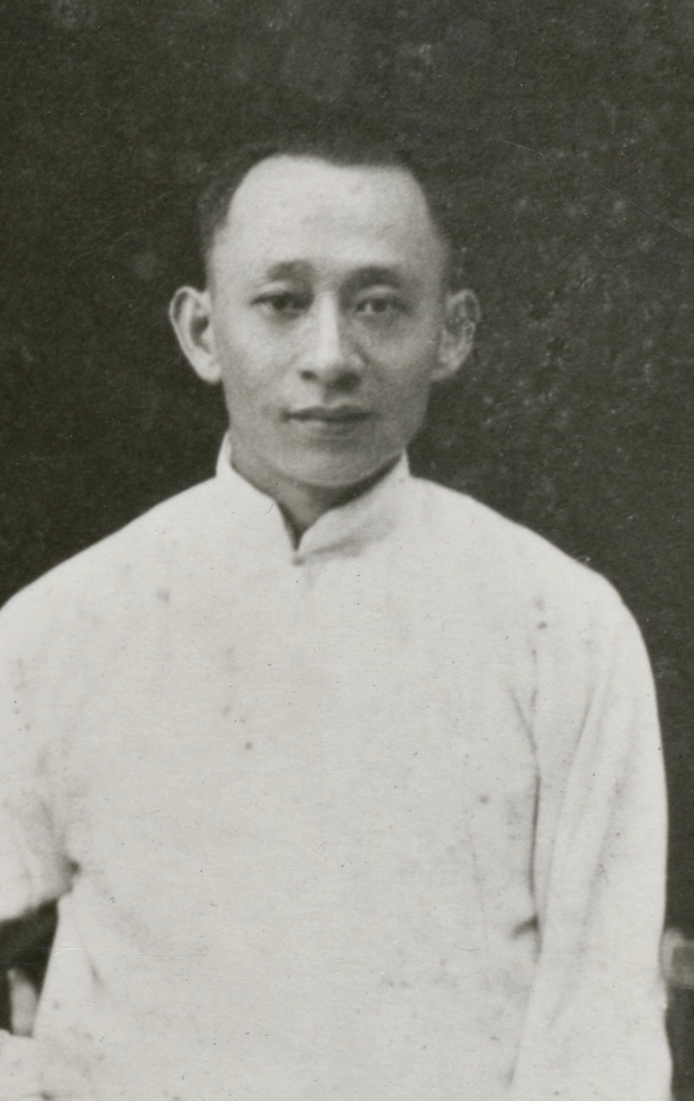 Y.Y. Wong in 1933. Image courtesy Alexander Jay.