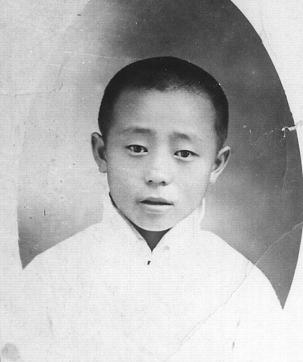 CK Jen ca. 1920. Image courtesy George Koo.