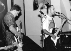 Performing with The Highway 5 1996, Brisbane, Australia