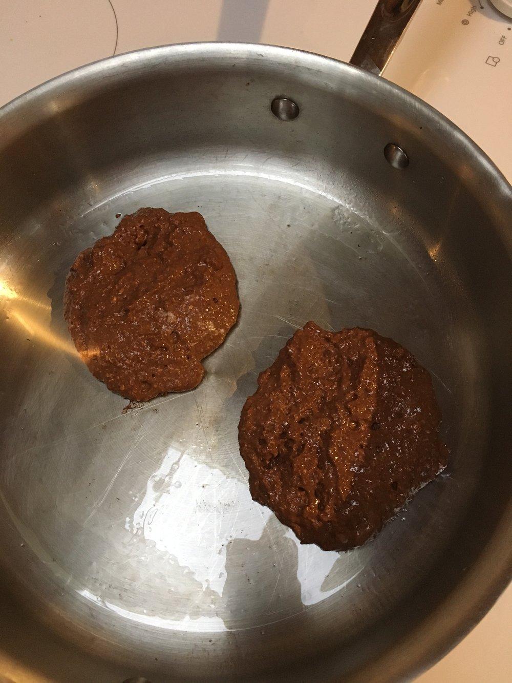 pancakes in frying pan.JPG